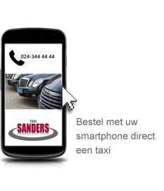 taxi nijmegen mobiel bestellen